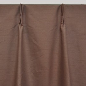サンローズ 多機能カーテン ソニード ブラウン 幅100×丈178cm 1枚入