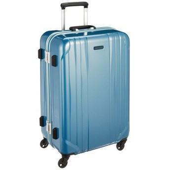スーツケース 66L ワールドトラベラー(World Traveler) サグレス(SAGRES) ブルーカーボン 06062-15 [TSAロック搭載]