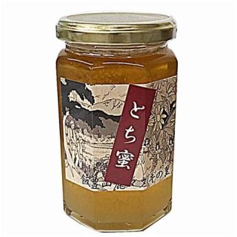 百花園養蜂 国産蜂蜜 とち蜜 380g(国産はちみつ)