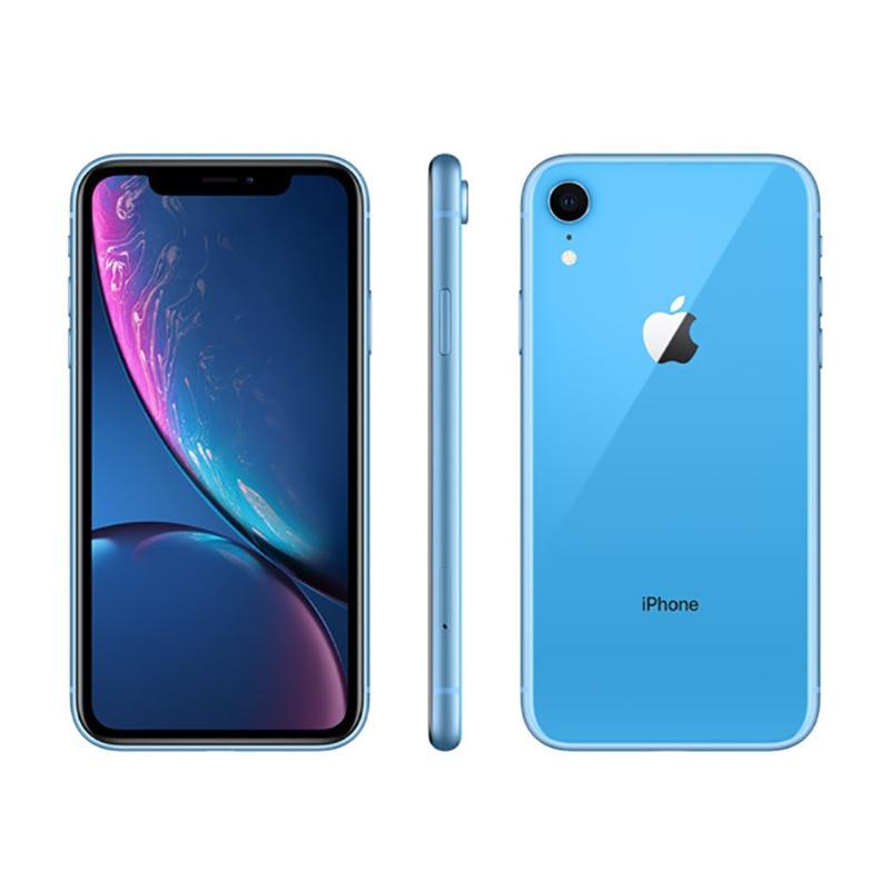 iPhone XR 256GB 藍