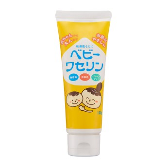 【健栄製薬】ベビーワセリン 100g