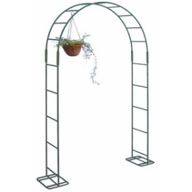 ガーデンアーチ AHM11 バラ アーチ ガーデンファニチャー 園芸用品 ツル植物・薔薇の誘引 特注可能