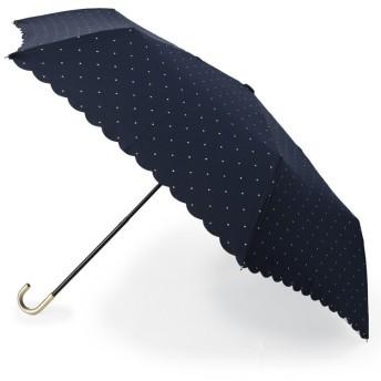 SOUP(スープ) ドットグリッター折りたたみ傘
