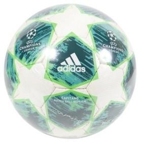 アディダス(adidas) フィナーレ 18-19 キャピターノ 5号球 サッカーボール AF5401GW (Men's、Lady's)