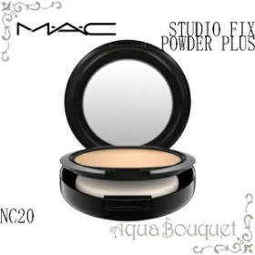 マック スタジオフィックス パウダー プラス ファンデーション 15g  ( NC20 ) M.A.C STUDIO FIX POWDER PLUS FOUNDATION