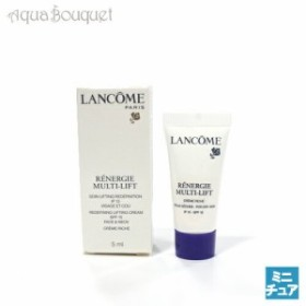 ランコム レネルジーM リッチクリーム G SPF15 5ml LANCOME RENERGIE MULTI-LIFT RICH CREAM SPF15 (DRY SKIN)