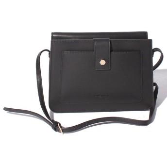 サミールナスリ Minimal Leather Shoulder レディース BLACK F 【SMIR NASLI】