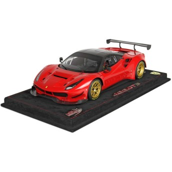 BBR フェラーリ488GT3 Rosso Corsa