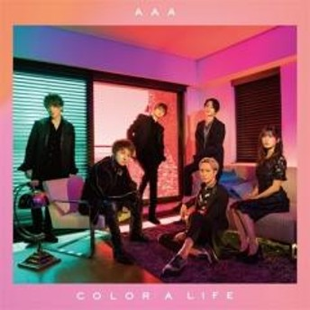 AAA / COLOR A LIFE【CD】