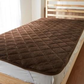 ウォームコア 吸湿発熱×蓄熱保温わた あったか敷パッド 敷きパッド・ベッドパッド
