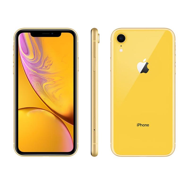 iPhone XR 256GB 黃