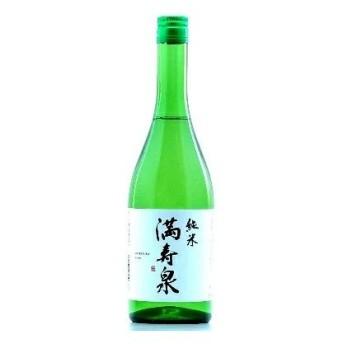 日本酒 富山県の地酒 桝田酒造店 満寿泉 純米酒 720ml 1本
