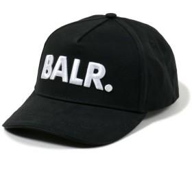 エントリーでポイント最大16倍!5日21時〜23時59分★BALR. ボーラー Classic Cotton Cap 立体ロゴ刺繍 ベースボールキャップ 帽子 コットン