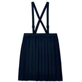 【もっとゆったりサイズ】プリーツスカート(肩ひも調節) キッズフォーマル