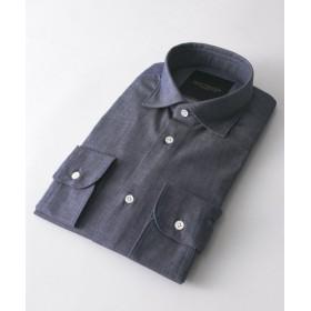 アーバンリサーチ URBAN RESEARCH Tailor インディゴショートポイントシャツ メンズ BLUE L 【URBAN RESEARCH】