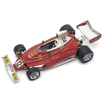 TAMEO KIT フェラーリ312T モナコGP1975