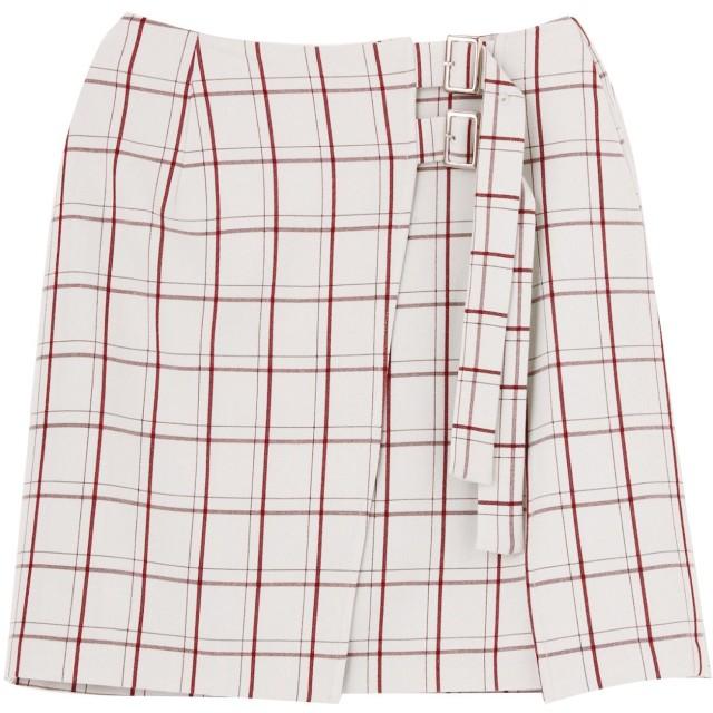 ミニスカート - MURUA チェックミニスカート