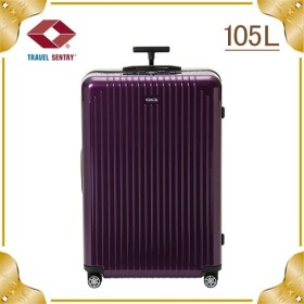 並行輸入品 RIMOWA サルサエアー スーツケース 105L マルチホイール