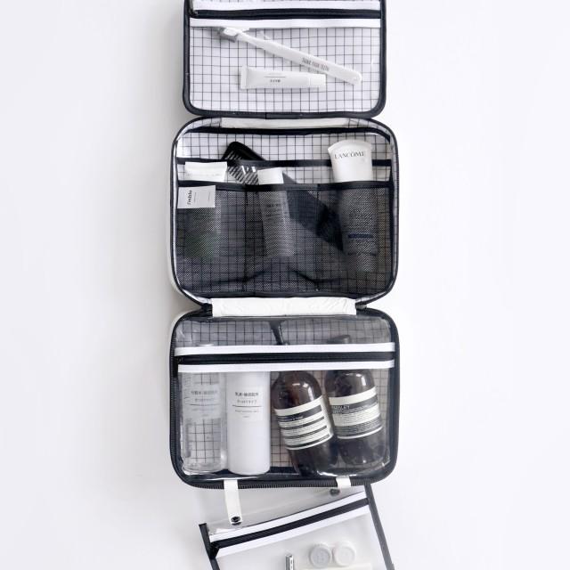【香港 LIVEK Design】北歐風格 / 杜邦材質 / 抗撕裂防水防塵 / 簡約科技 - 輕便堅固旅行收納包 [LINE旅遊商城]