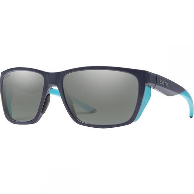 206fbff7116 スミス Smith レディース メガネ・サングラス Longfin Polarized Chromapop Sunglasses Matte Deep  Ink Polarized Platinum