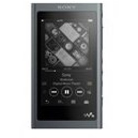 SONY NW-A55 (B) [16GB グレイッシュブラック]