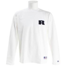 ラッセル(RUSSELL) プロコットン 長袖Tシャツ RBM18F0001 WHT (Men's)
