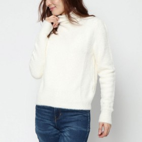 ニット・セーター - GUESS【WOMEN】 [GUESS] KRISTEEN TURTLE-NECK SWEATER