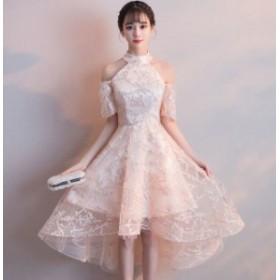 パーティードレス 結婚式 二次会 ワンピース 結婚式 お呼ばれ ドレス 20代 30代 40代 結婚式 お呼ばれドレス フィッシュテイル パーティ