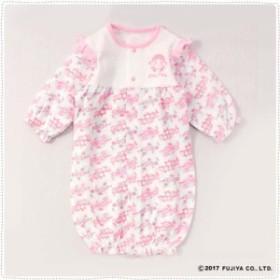 BabyPeko ベビーペコちゃん 新生児服 2WAYドレス 50~70cm