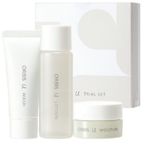 ORBIS(オルビス) オルビスユー トライアルセット(洗顔料・化粧水・保湿液)