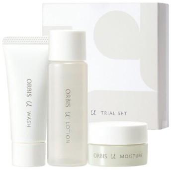 ORBIS(オルビス) オルビスユー トライアルセット(洗顔料・化粧水・保湿液)オリジナルポーチ付