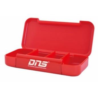DNS/17/マルチサプリメントケース(DNS オリジナル マルチサプリメントケース 4種類1週間分収納可能)