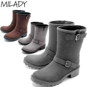MILADY ミレディー エンジニア ブーツ レディース ML167