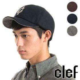 クレ clef アイコン ワイヤード ベースボールキャップ ICON WIRED B.CAP メンズ レディース 帽子 アウトドア GO OUT ゴーアウト  RB3498 FW18