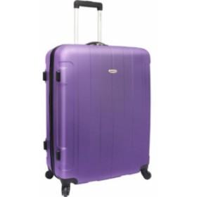 トラベラーズチョイス ガーメントバッグ メンズ【Travelers Choice Rome 29 in Hardshell Spinner Suitcase】Pur