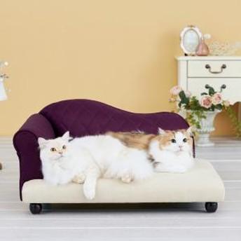カウチソファー ビオレ(猫用ソファー)