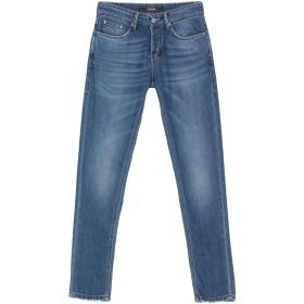 《9/20まで! 限定セール開催中》TAKESHY KUROSAWA メンズ ジーンズ ブルー 28 コットン 100%