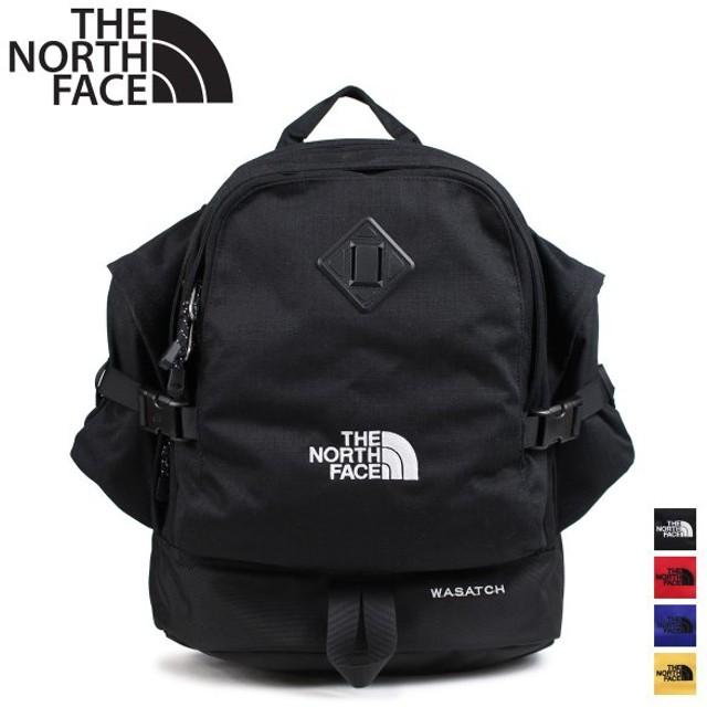 ノースフェイス THE NORTH FACE リュック メンズ レディース バックパック ワサッチ WASATCH NM71860