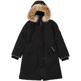 <Canada Goose/カナダグース> 4593Y BRITTANIA PARKA(KIDS) black 【三越・伊勢丹/公式】