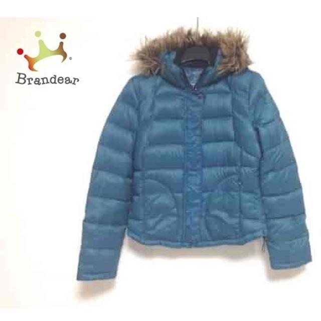 カルバンクライン CalvinKlein ダウンジャケット サイズS レディース ブルー 冬物  値下げ 20190604【人気】