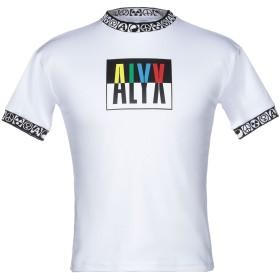 《期間限定セール開催中!》1017 ALYX 9SM メンズ T シャツ ホワイト XXS コットン 50% / ポリエステル 50%