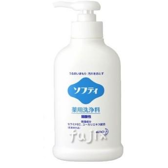 ソフティ 薬用洗浄料 250mL×18本/ケース【花王】