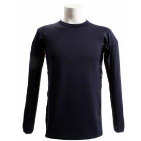 PG 長袖クルーシャツ 786PG8ES1058 NVY (Men's)