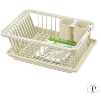 パール金属 キッチンメイト PC水切りバスケット HB-3735