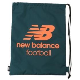17SS New Balance(ニューバランス) トレーニング バッグ ナップサック 巾着袋 ランドリーバッグ JABF7367-TNO