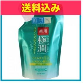 【医薬部外品】肌研 極潤 薬用スキンコンディショナー つめかえ用 170ml