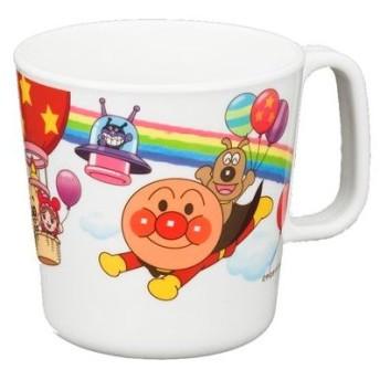 ■在庫限り・入荷なし■コップ マグカップ アンパンマン 子供用 キャラクター ( プラコップ 子供用コップ 子供用食器 プラスチック製 )