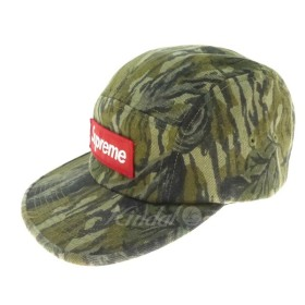 565854923ee  SALE  SUPREME カモフラ柄キャップ 2018A/W Military Camp Cap サイズ:-
