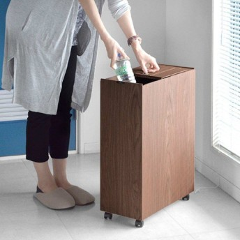 ゴミ箱 バスク BOSK キッチンペール 45L ( ごみ箱 分別 ダストボックス 45リットル )