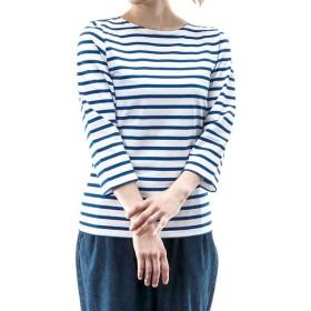 【5%OFF】 エシェルリベルテ SAINT JAMES GALATHEE ガラテア Tシャツ 4131 ユニセックス ユニセックス ブルー系 38 【ECHELLE Liberte】 【セール開催中】